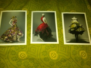 Post Cards from the Exhibit